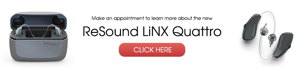 ReSound LiNX Quattro is available at Sandia Hearing Aids