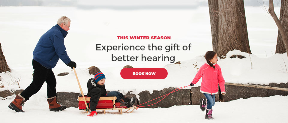 Winter Banner - Sandia Hearing Aids